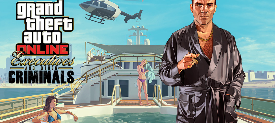 Update GTA Online: Executives and Other Criminals
