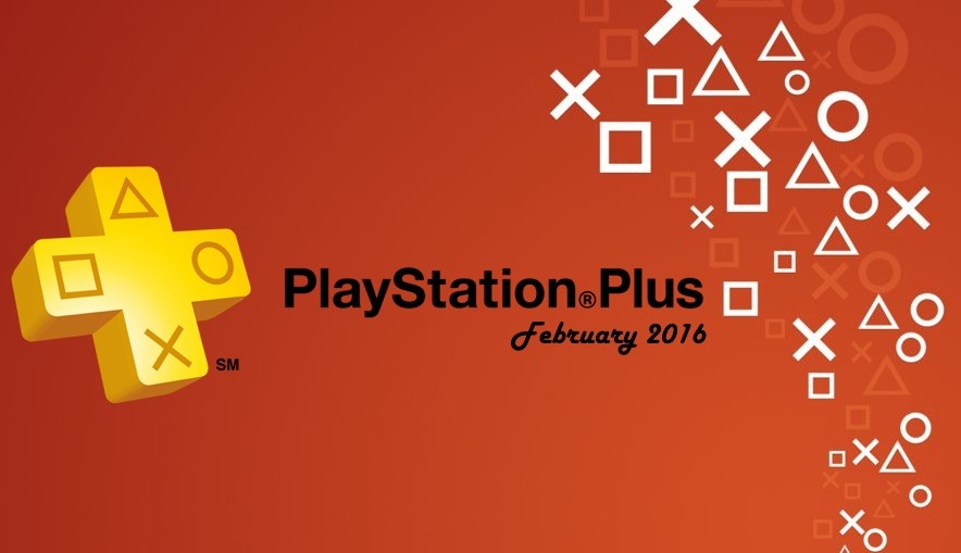 PlayStation Plus Februari 2016