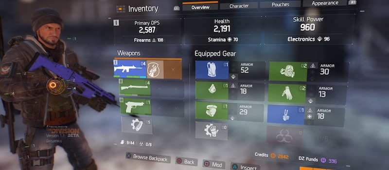 Options Division Open Beta