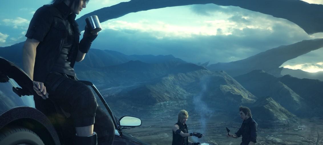 Final Fantasy XV Uncovered FI