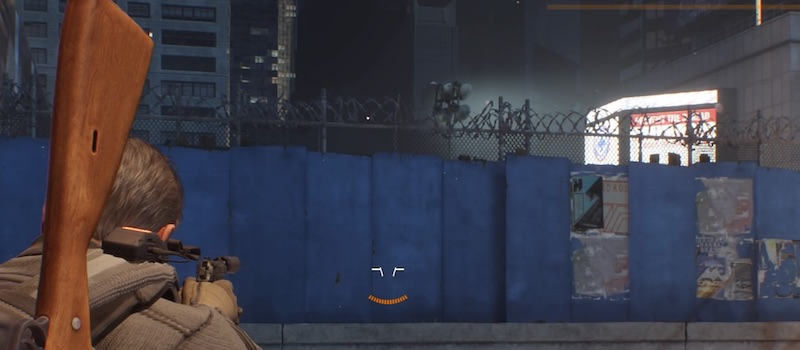 The Division Pistol