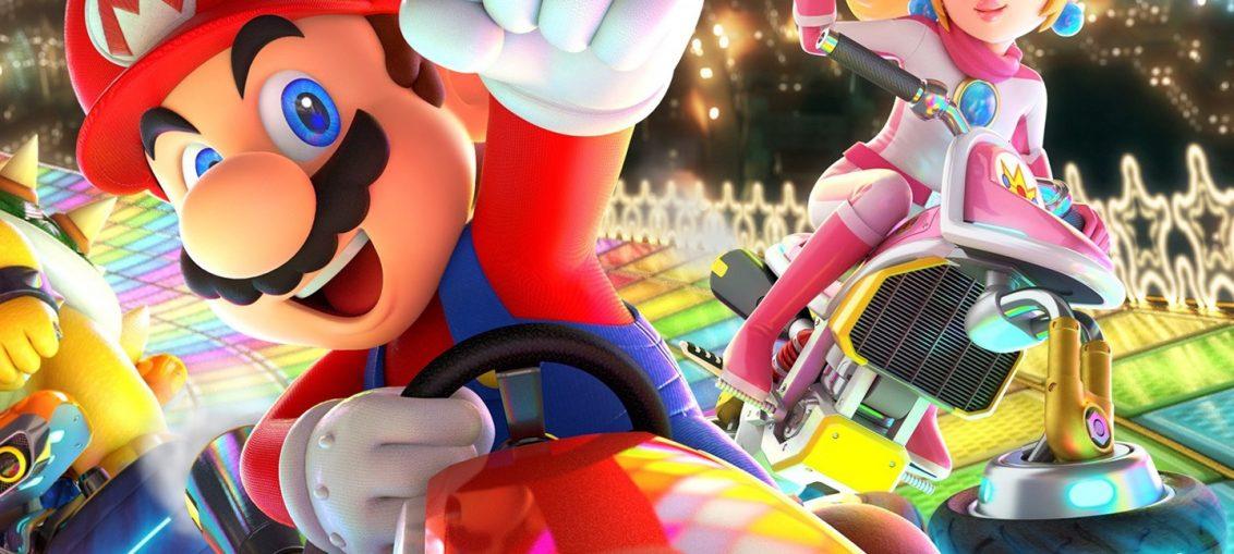How to get better in Mario Kart 8 Deluxe