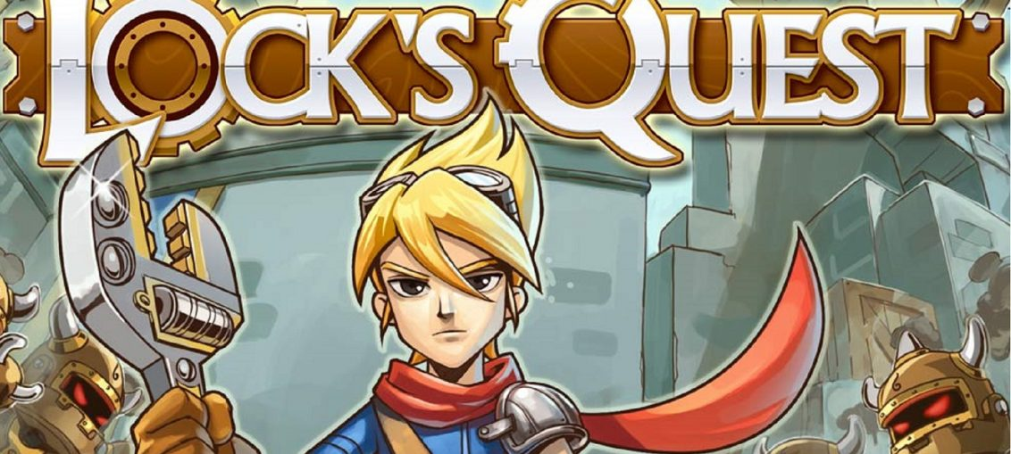 Lock's Quest Review FI