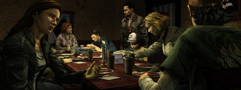 Walking Dead Dinner