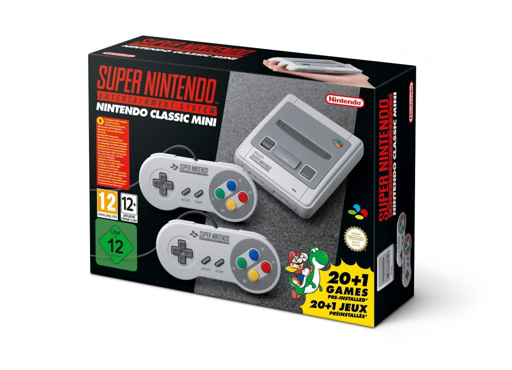 Super Nintendo Mini 2