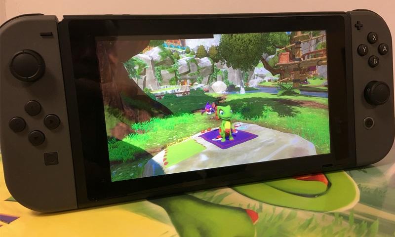 Yooka-Laylee for Nintendo Switch 2