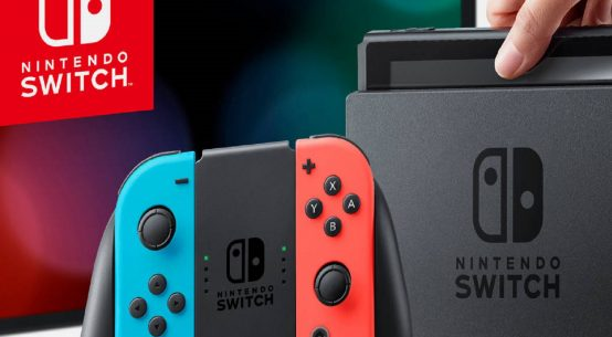 Nintendo Switch FI