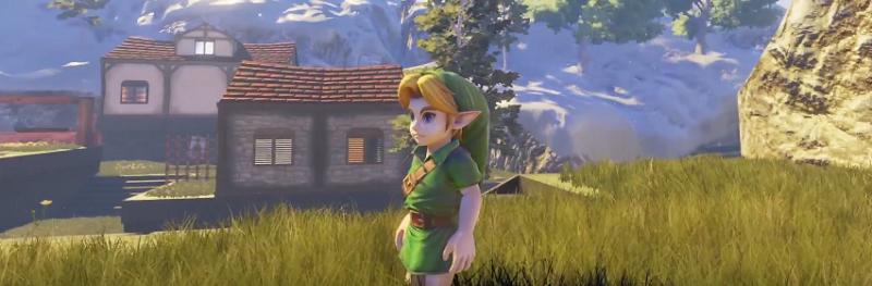 Zelda Unity