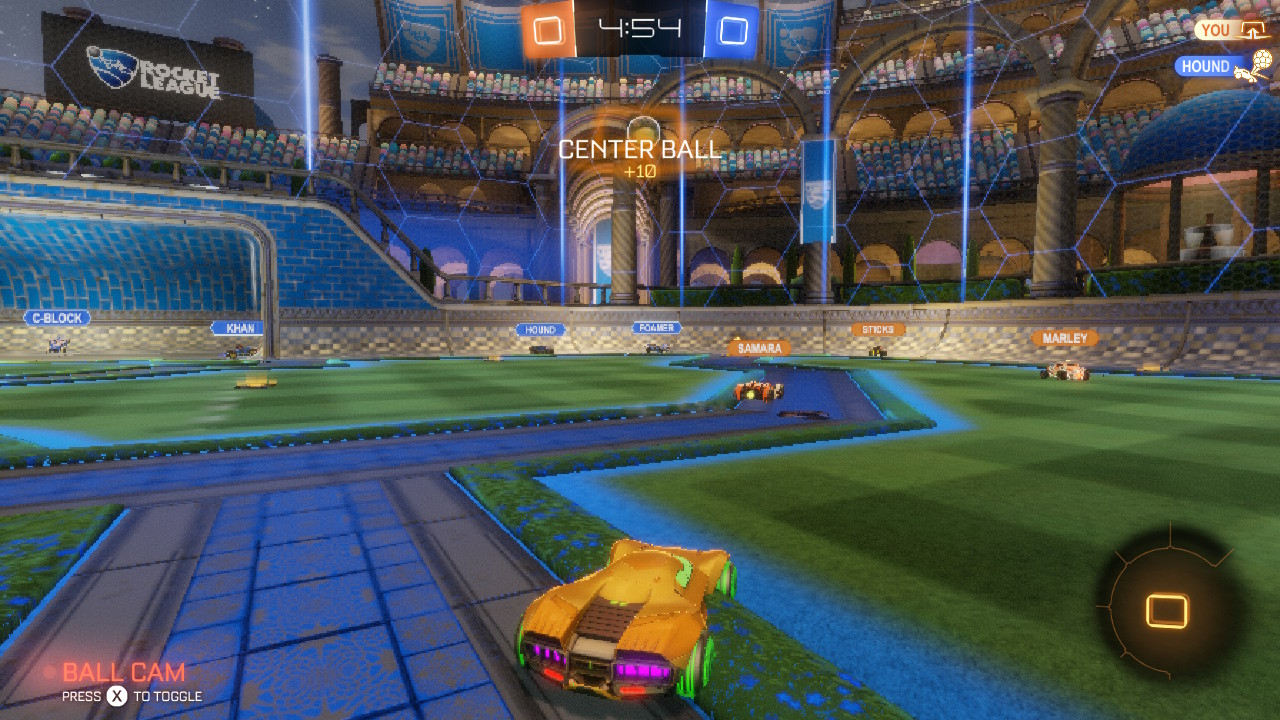 Rocket League Review 2