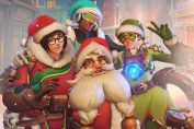 Merry Christmas Overwatch