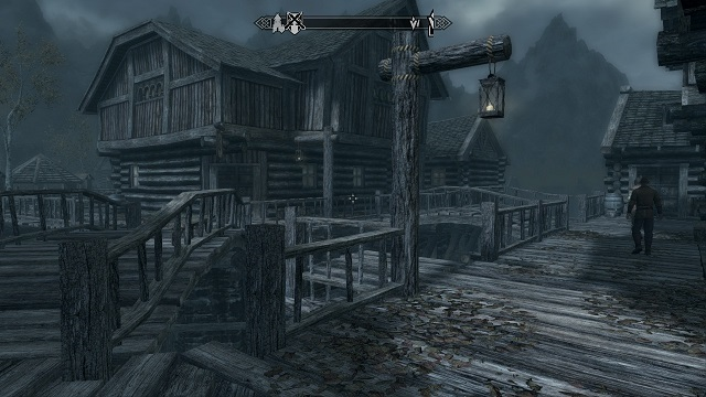 Skyrim on Nintendo Switch 2