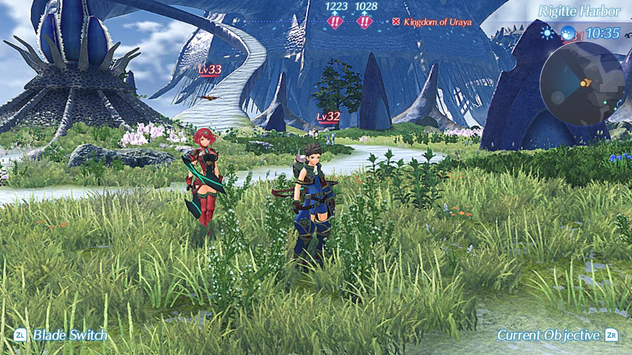 Xenoblade Chronicles 2 review 1