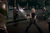 Cloud FFVII Remake