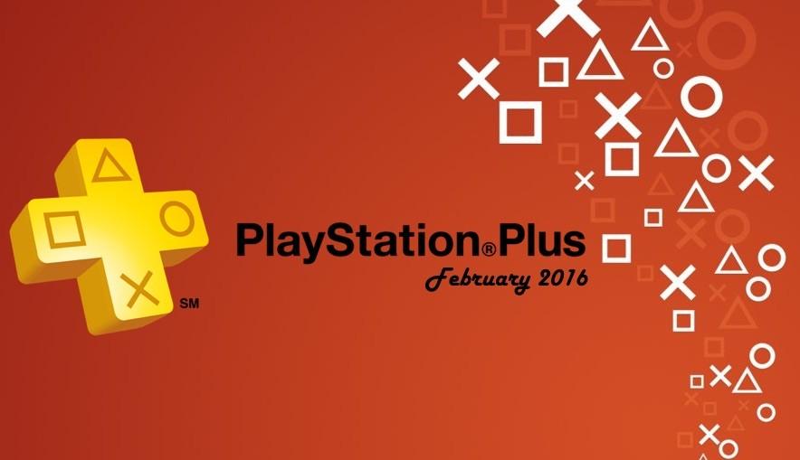 PlayStation Plus Februari 2016