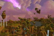 Favourite zones in World of Warcraft