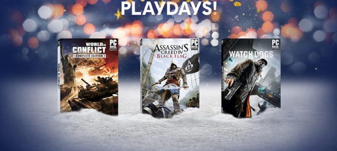 Ubisoft Happy Days FI