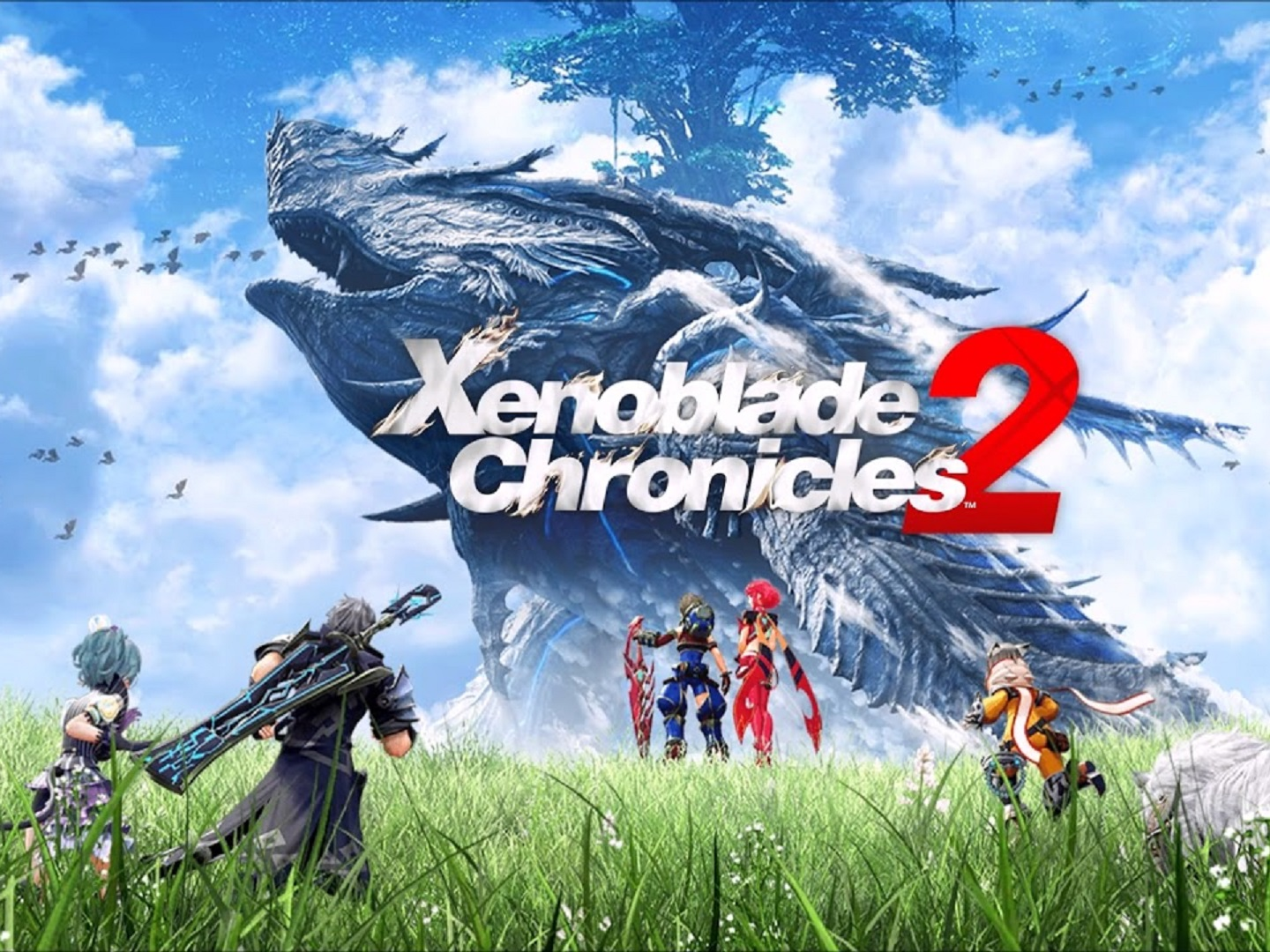 Pressquit review xenoblade chronicles 2 on nintendo switch gumiabroncs Image collections